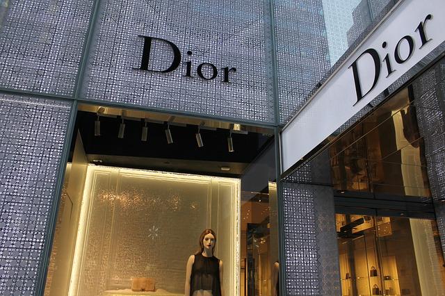 Dior jaro léto