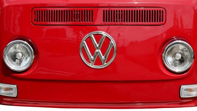 Světlomety u Volkswagenu