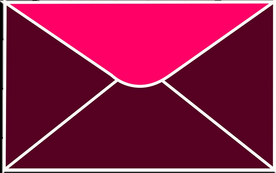 obálka na dopis