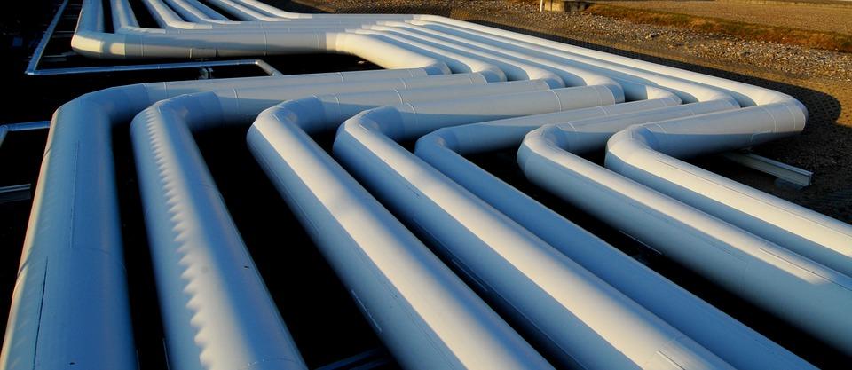 průmyslové potrubí
